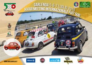 36° Fiat 500 Meeting